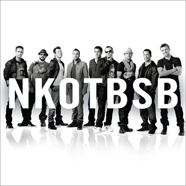 Nkotbsb - Nkotbsb album cover