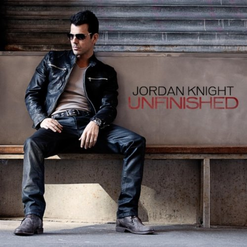 Jordan Knight - Unfinished album cover