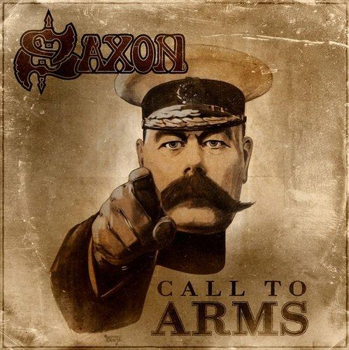 Saxon - Call To Arms album cover