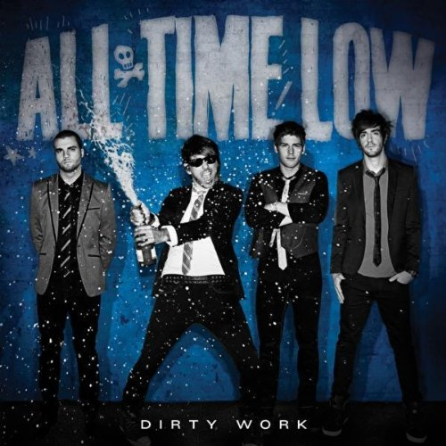 All Time Low - Dirty Work album cover