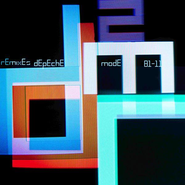 Depeche Mode - Remixes 2: 81-11 album cover