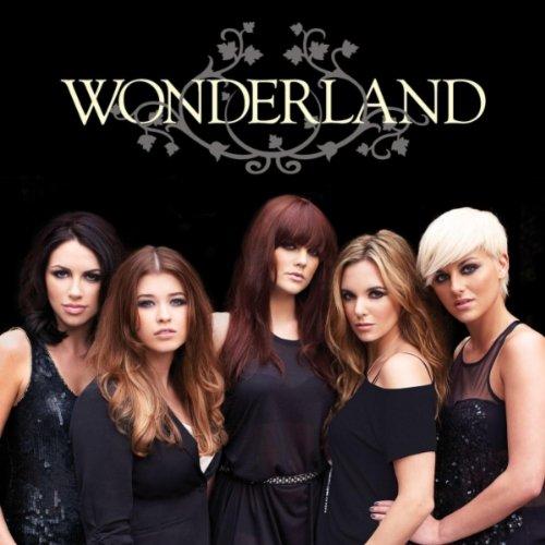 Wonderland - Wonderland album cover
