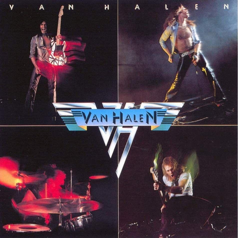 Van Halen - Van Halen album cover