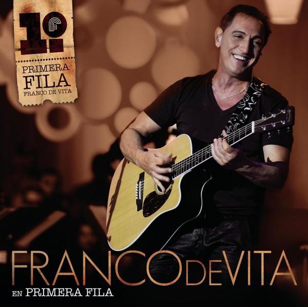 Franco De Vita - Primera Fila album cover