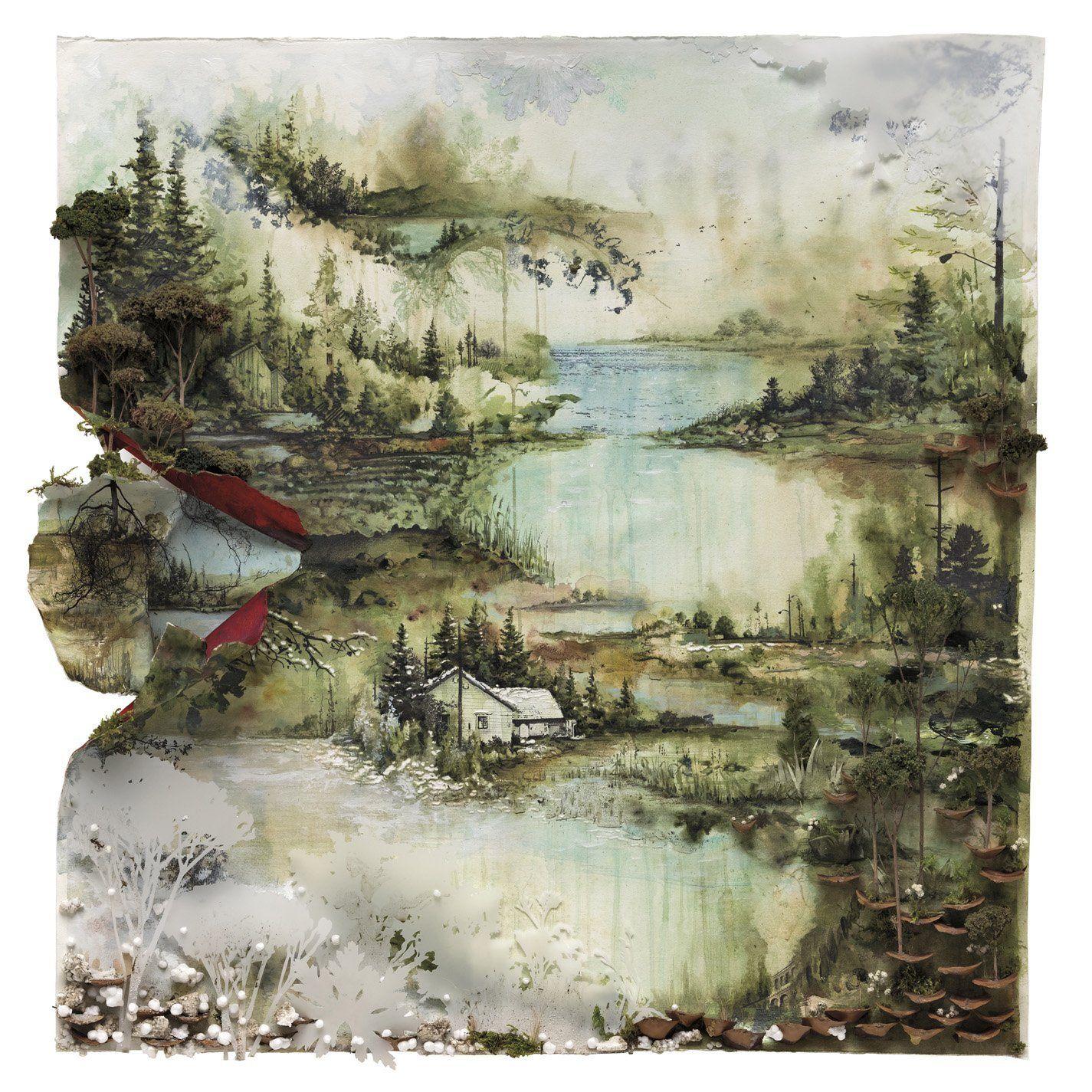 Bon Iver - Bon Iver album cover