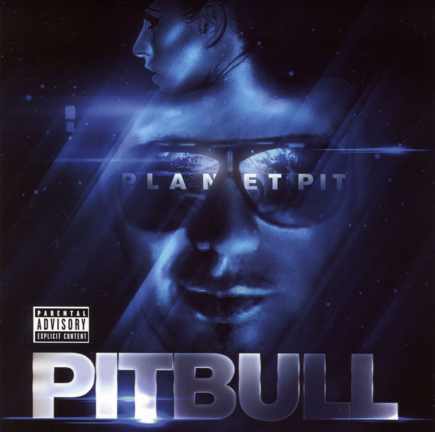Pitbull - Planet Pit album cover
