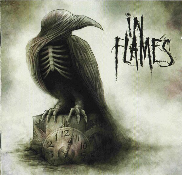 In Flames - Sounds Of A Playground Fading album cover