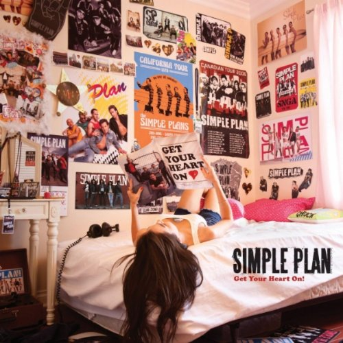 Simple Plan - Get Your Heart On! album cover