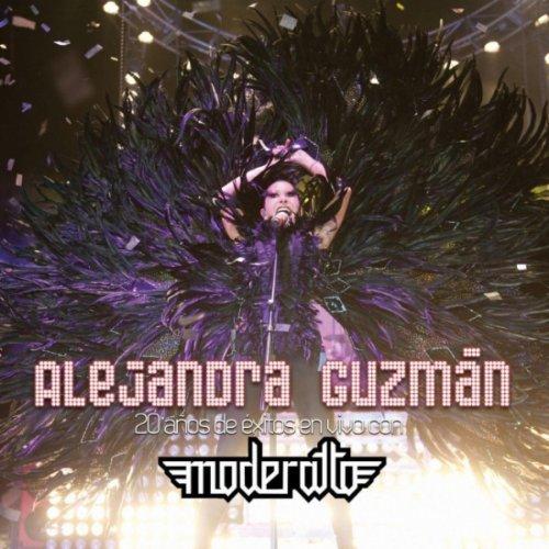 Alejandra Guzmán - 20 Años De éxitos En Vivo album cover