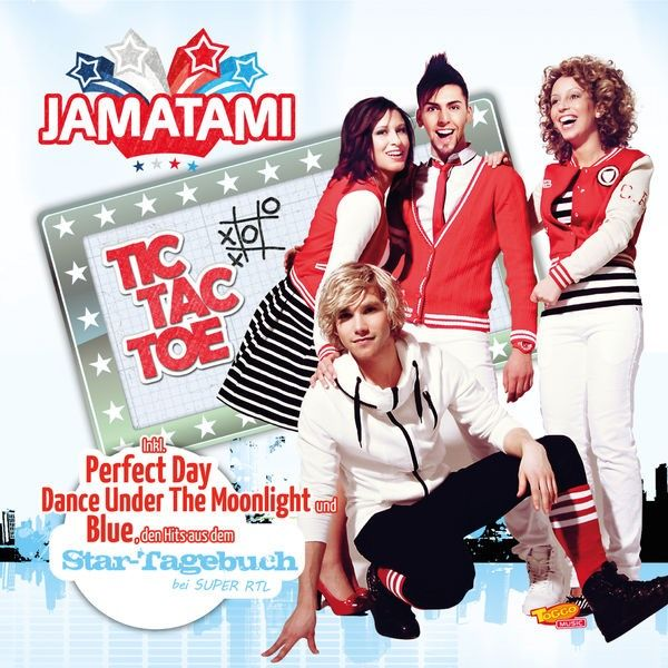 Jamatami - Tic Tac Toe album cover