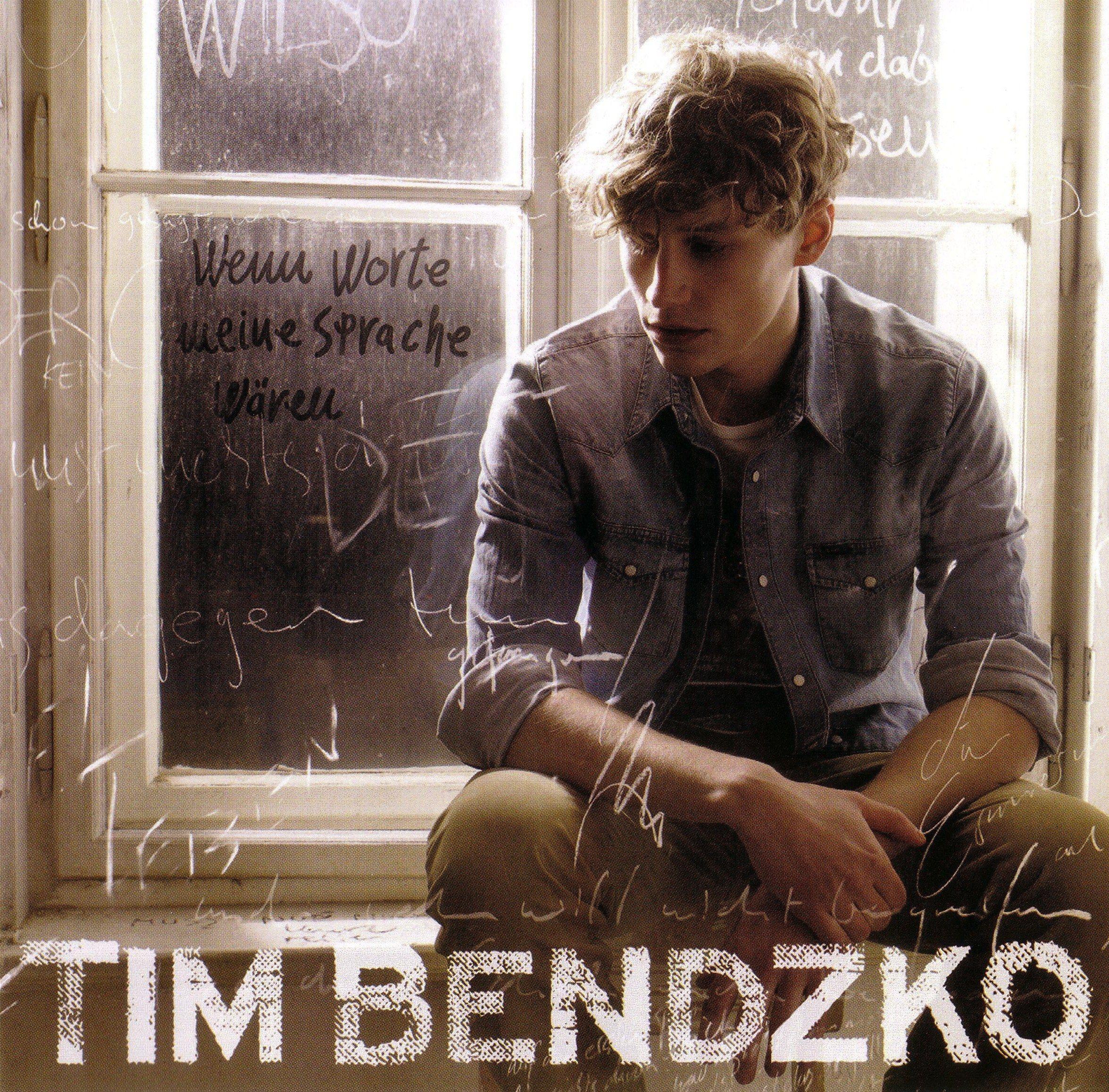 Tim Bendzko - Wenn Worte Meine Sprache Wären album cover