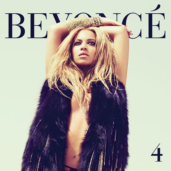 Beyoncé - 4 album cover