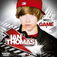 Ian Thomas (Be) - More Than A Game album cover