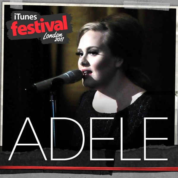Adele - Itunes Festival: London 2011 (ep) album cover