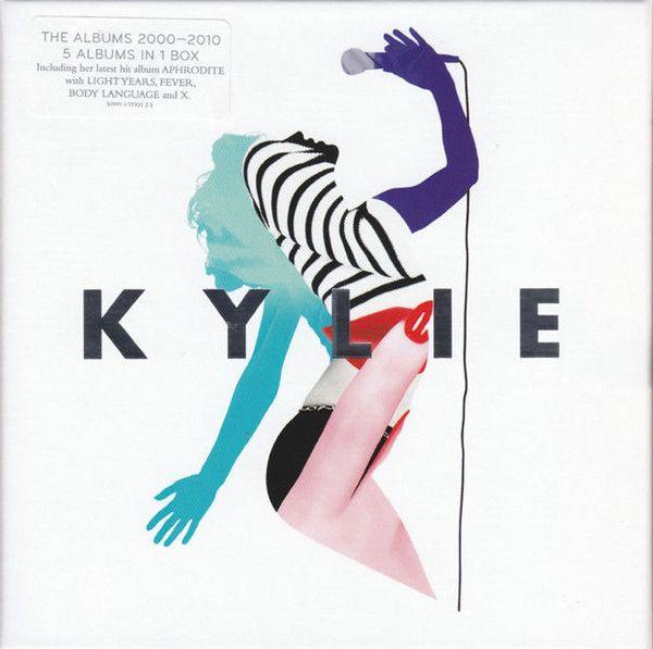 Kylie Minogue - The Albums 2000-2010 album cover