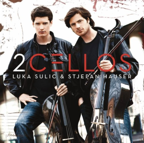 2Cellos - 2cellos album cover