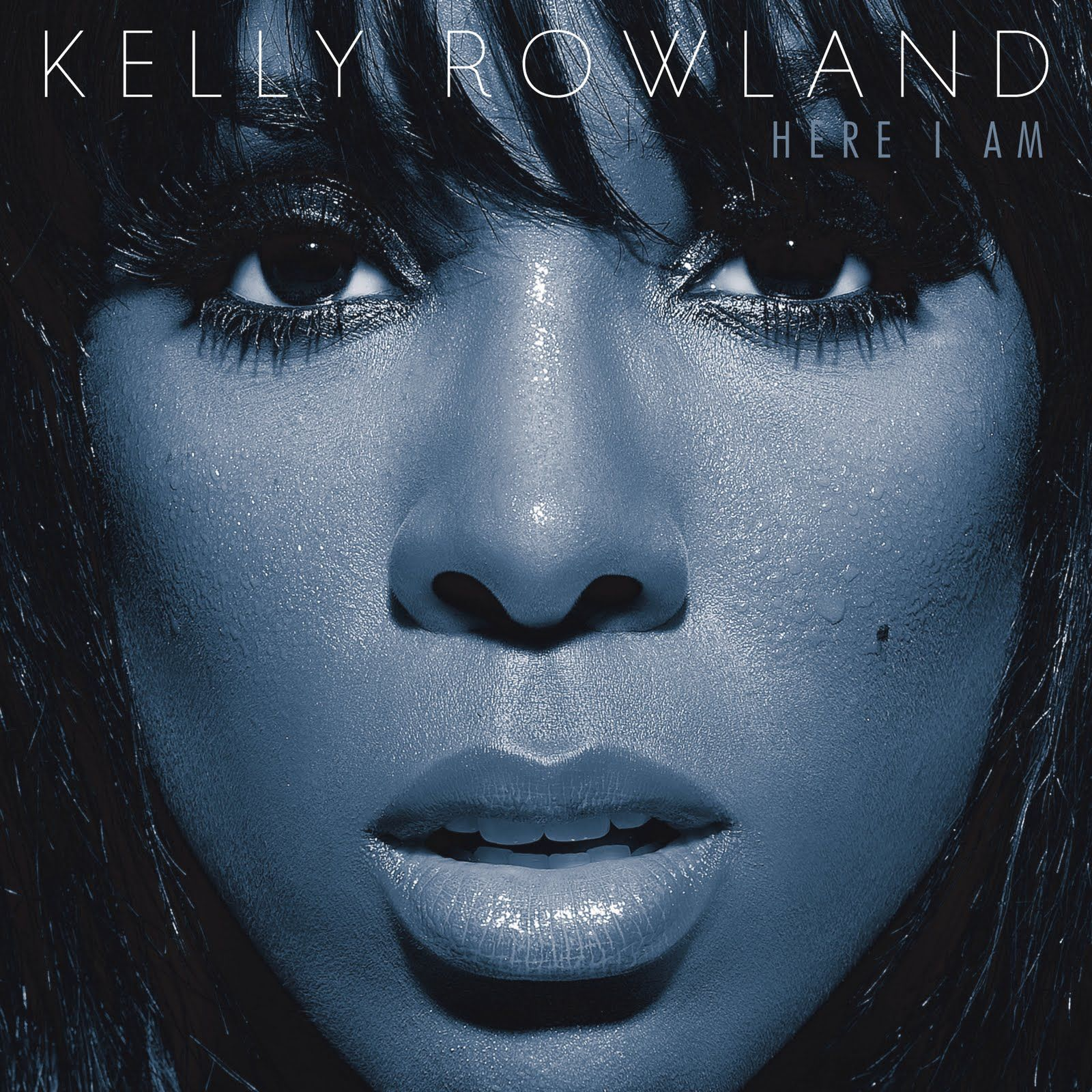 Kelly Rowland - Here I Am album cover