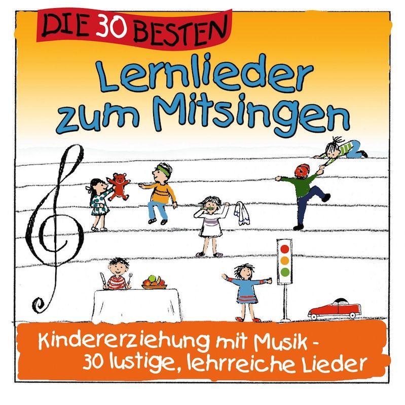 Simone Sommerland - Die 30 Besten Spiel - Und Bewegungslieder album cover