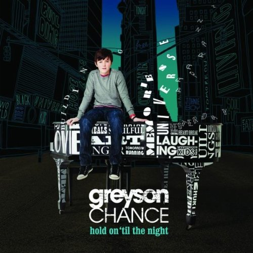 Greyson Chance - Hold On 'til The Night album cover