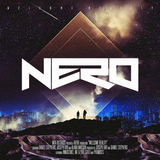 Nero - Welcome Reality album cover