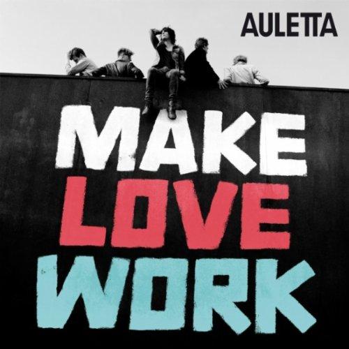 Auletta - Make Love Work album cover