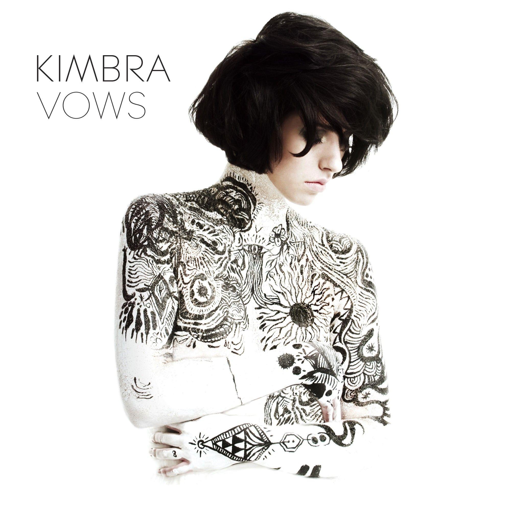 Kimbra - Vows album cover
