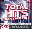 Total Hits Rentrée 2011 by  Various Artists
