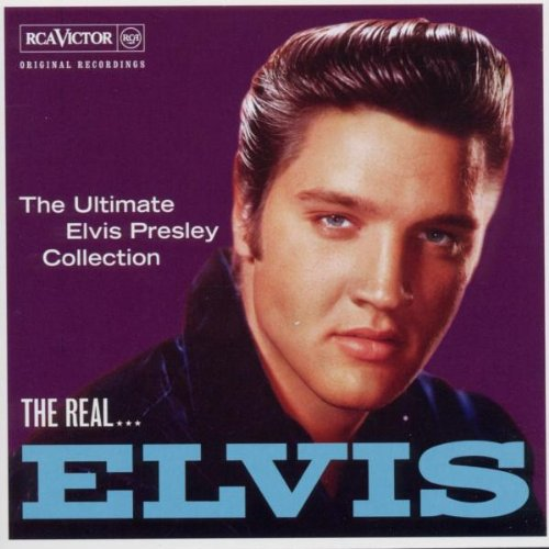 Elvis Presley - The Real Elvis album cover