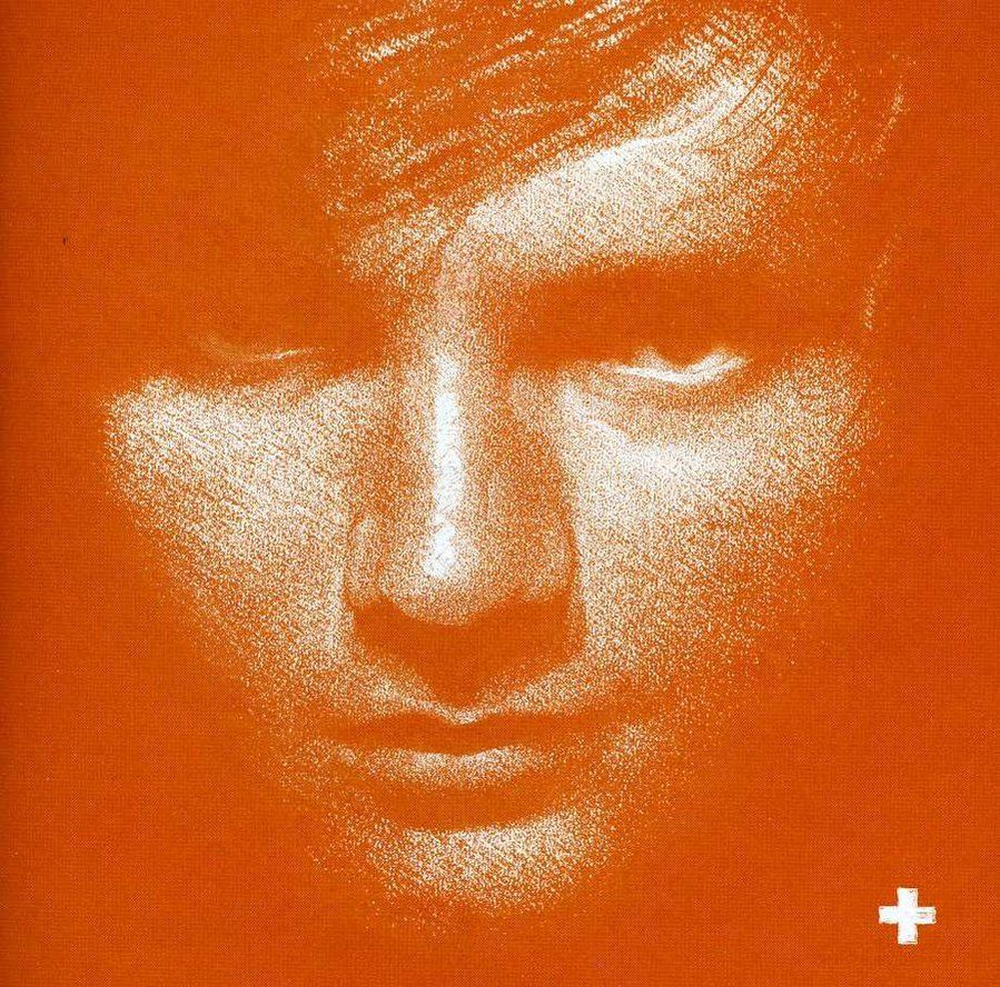 Ed Sheeran - + album cover