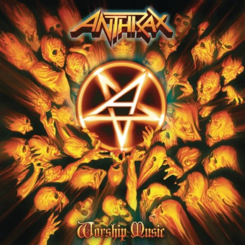 Anthrax - Worship Music album cover