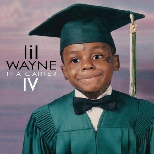 Lil Wayne - Tha Carter IV album cover