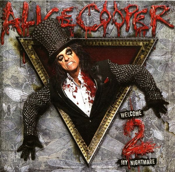 Alice Cooper - Welcome 2 My Nightmare album cover