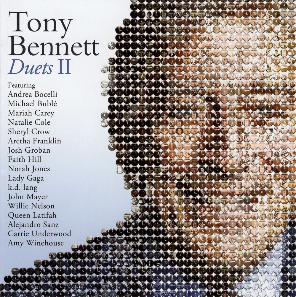 Tony Bennett - Duets II album cover