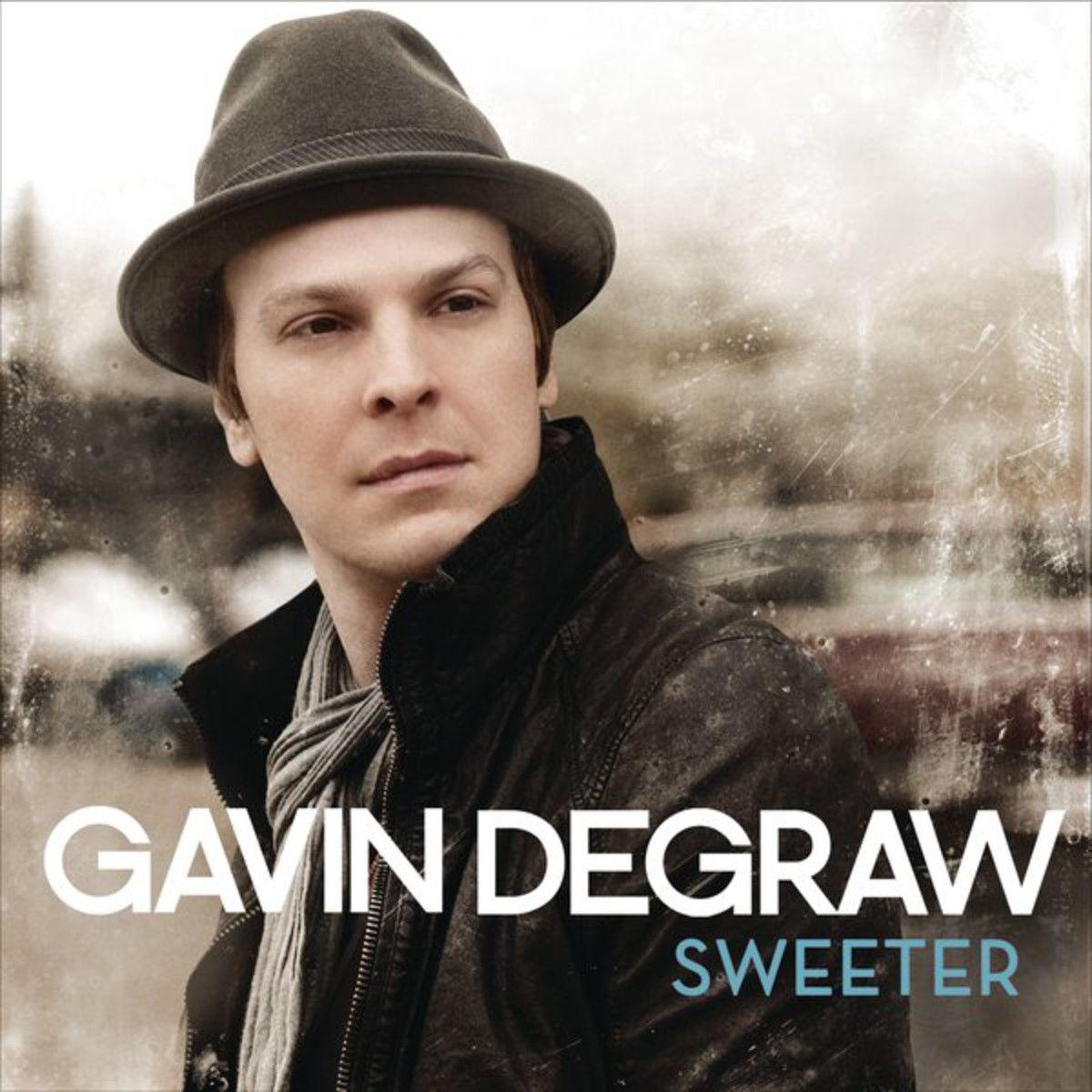 Gavin Degraw - Sweeter album cover