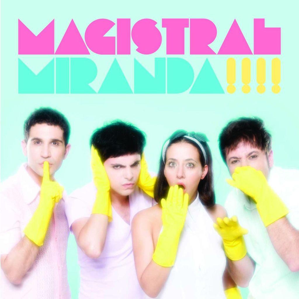 Miranda - Magistral album cover