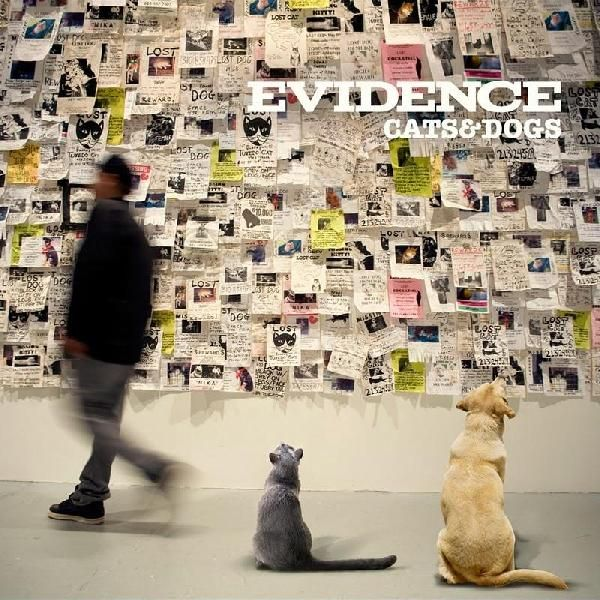 Evidence - Cats & Dogs album cover