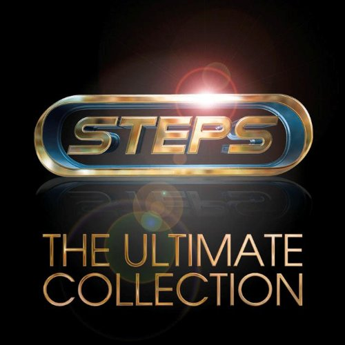 Steps - The Ultimate Collection album cover