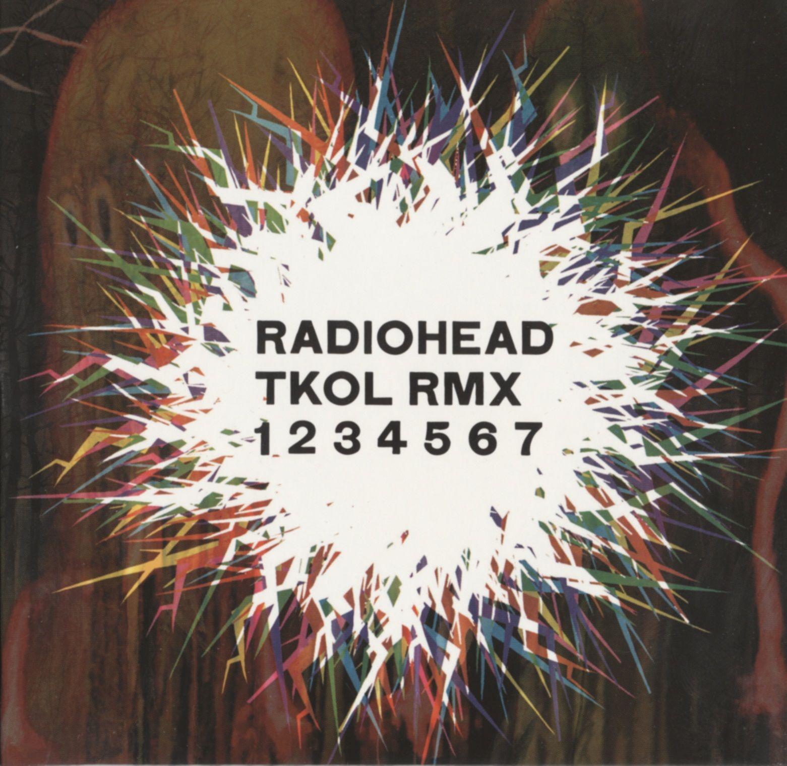 Radiohead - TKOL RMX 1234567 album cover