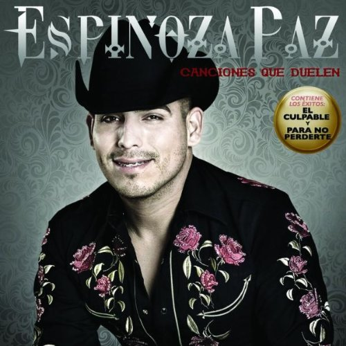 Espinoza Paz - Canciones Que Duelen album cover