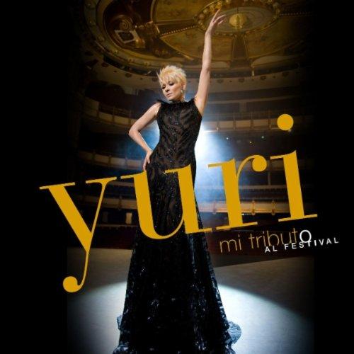 Yuri - Mi Tributo Al Festival album cover