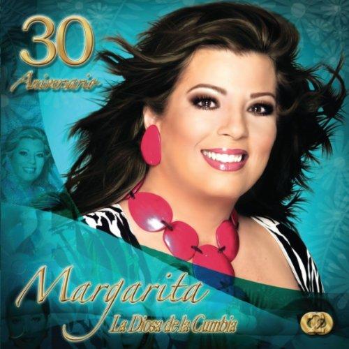 Margarita La Diosa De La Cumbia - 30 Años De Cumbia album cover