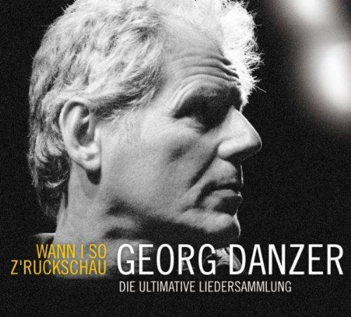 Georg Danzer - Wann I So Z'ruckschau album cover