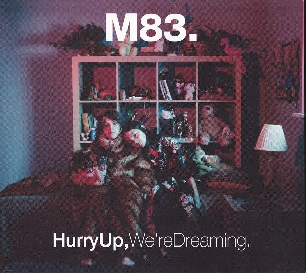M83 - Hurry Up, We're Dreaming album cover