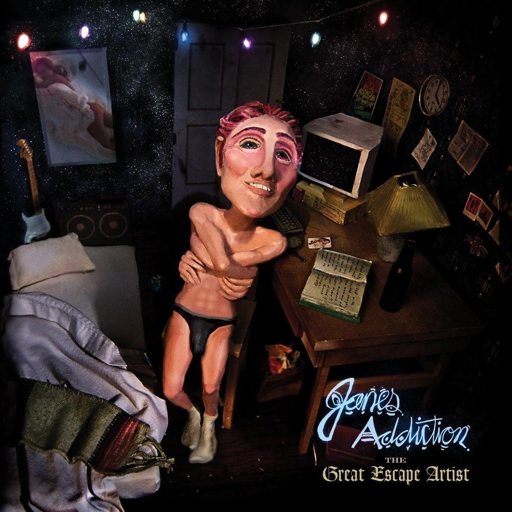 Jane's Addiction - The Great Escape Artist album cover
