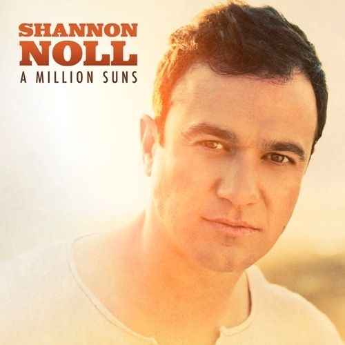 Shannon Noll - A Million Suns album cover