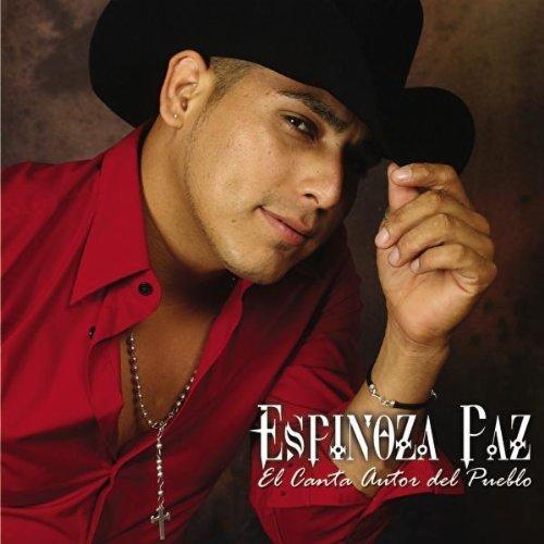 Espinoza Paz - 15 Top Hits Con El Canta Autor Del Pueblo album cover