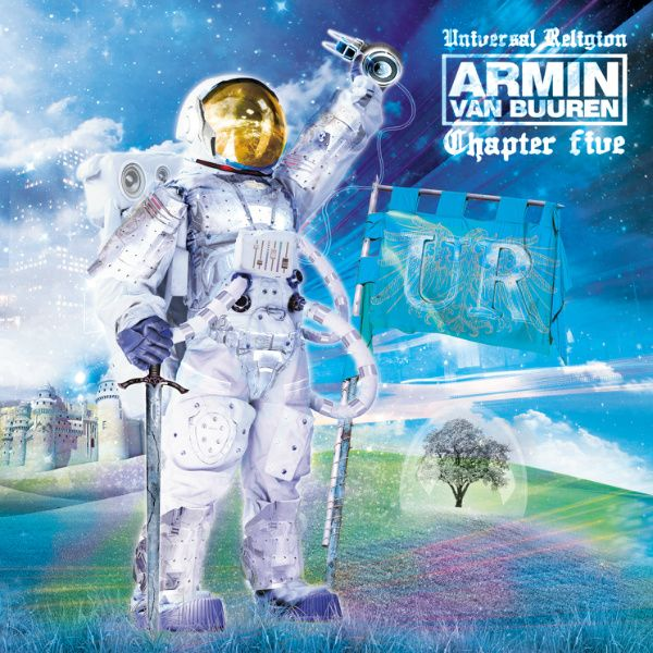 Armin Van Buuren - Universal Religion Chapter 5 album cover