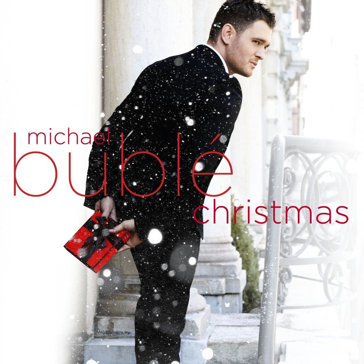 Michael Bublé - Christmas album cover