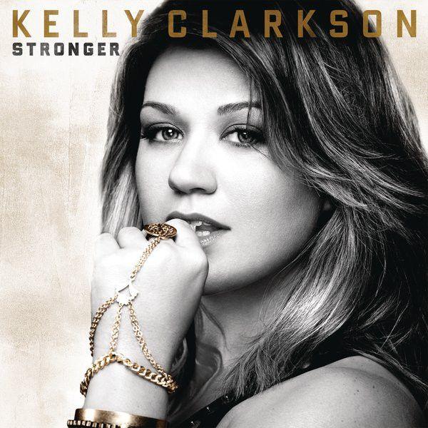 Kelly Clarkson - Stronger album cover