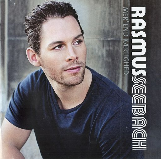 Rasmus Seebach - Mer' End Kærlighed album cover